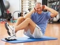 Condición física podría ayudar a los hombres mayores con hipertensión
